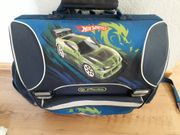 Hot Wheels Schultasche