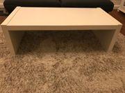 Ikea Couchtisch weiß