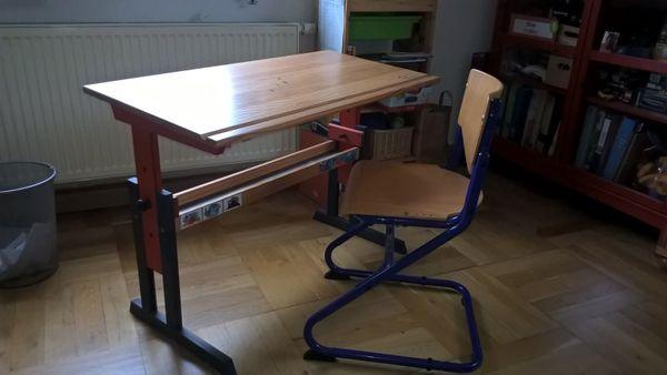 kinderschreibtisch stuhl gebraucht kaufen nur 4 st bis 65 g nstiger. Black Bedroom Furniture Sets. Home Design Ideas