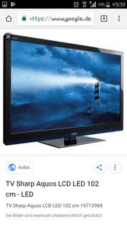 LCD TV SHARP