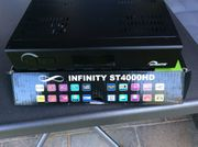 DVB-T2 SAT Receiver Infinity ST