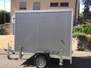 Kühlanhänger Kühlkoffer Kühlwagen