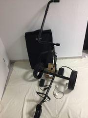 Jucad Carbon Travel Elektrotrolley neu