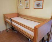 Pflegebett Arminia III mit Galgen