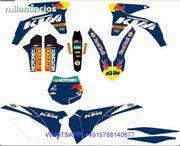 Sätze Aufkleber KTM 2012 - 2013