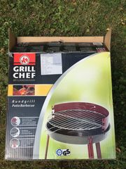 Holzkohlengrill Grill Chef by Landmann