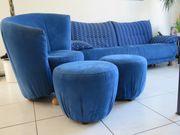 Sofa mit passender