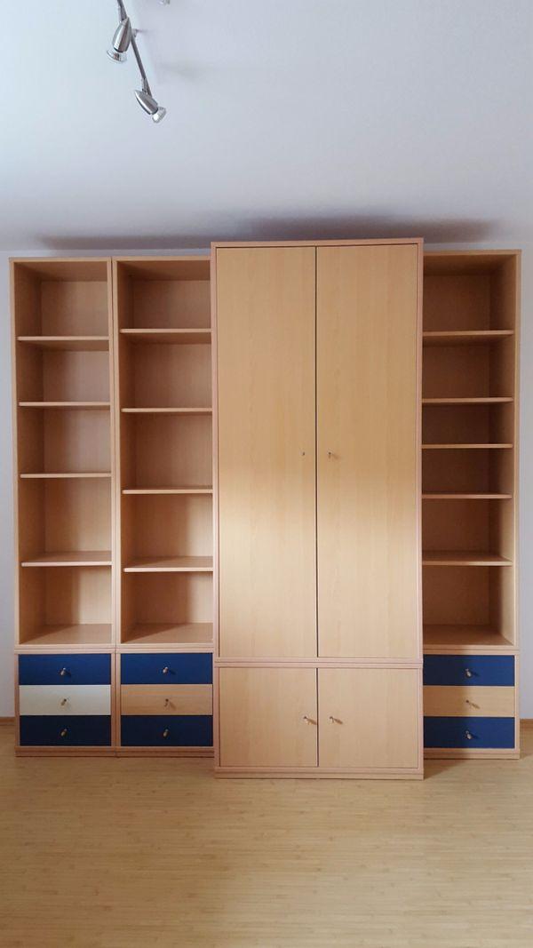 kleiderschrank schubladen gebraucht kaufen nur 2 st bis 60 g nstiger. Black Bedroom Furniture Sets. Home Design Ideas