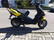Motorroller Peugeot Speedfight1