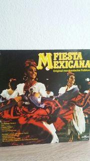 LP Fiesta Mexicana Mexikan Folklore