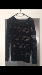Hübscher Pullover mit