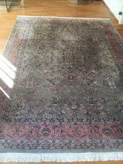 Eleganter Indischer Orientteppich