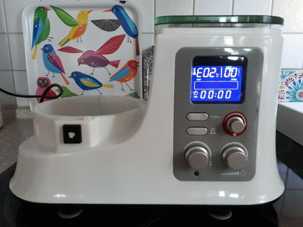 ALDI Küchenmaschine mit Kochfunktion & Dampfgaraufsatz, NP 199,00 in ...