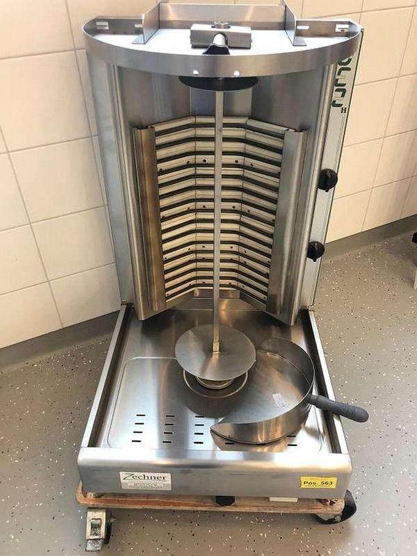 Gebraucht, Kebab Oder D?ner Maschine gebraucht kaufen  68165 Mannheim