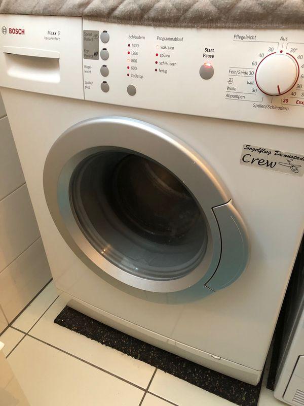 Waschmaschine Bosch Maxx 6 Varioperfect Wae28175ex In Neuhofen