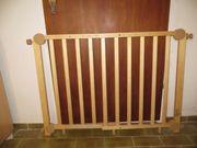 2x Treppenschutzgitter, verstellbar,