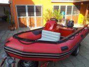 Schlauchboot Quicksilver 430