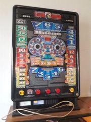 Löwen Geldspielautomat
