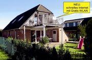 Friedrichskoog-Nordsee-Ferienhaus 2-8 Pers 150m Strand