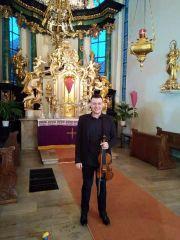 Geigenunterricht