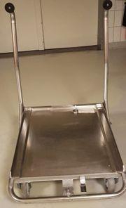 3x Küchenwagen-Transportwagen