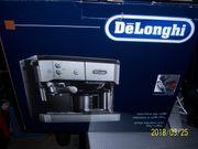 Espressomaschine DeLonghi selten benutzt