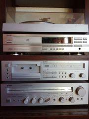 Stereoanlage YAMAHA/DENON