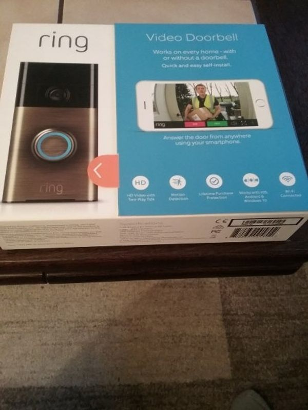 Gebraucht, Turklingel mit Video Überwachung. gebraucht kaufen  48268 Greven