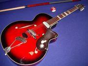 Suche alte Gitarren elektrisch und