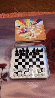 Mini Magnet Schachspiel