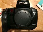 Canon EOS 5 plus Canon