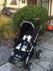 Kinderwagen Hartan Racer incl Babyschale