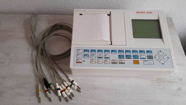 EKG Hörmann Bioset 12-Kanal