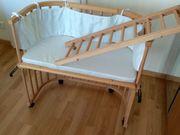 Babybay komplettset weiß in fürth wiegen babybetten