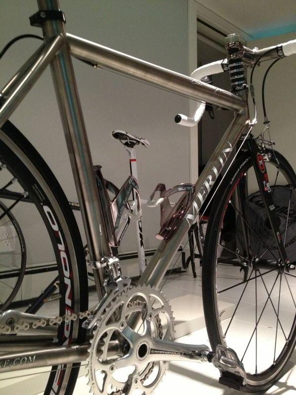 Merlin Extralight Titan Rennrad in Köln - Mountain-Bikes, BMX-Räder ...