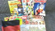 Zeitschriften Set für