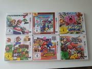 Mario Spielepaket für den Nintendo