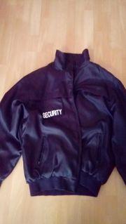 Verkaufe Security Jacke