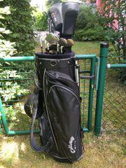 Golfausrüstung zu verkaufen