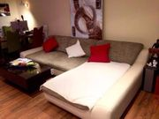 Sofa aus Kunstleder