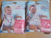 2 x 10 Baby Lätzchen