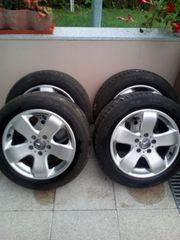 Reifen auf Original