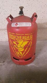 Propangasflasche 11 kg leer