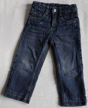 Jeans Gr 92 leicht gefüttert