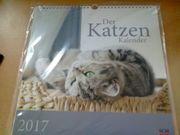 Der Katzen Kalender für an