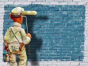 Malerarbeiten, Hausbetreuung, Reinigungsarbeiten