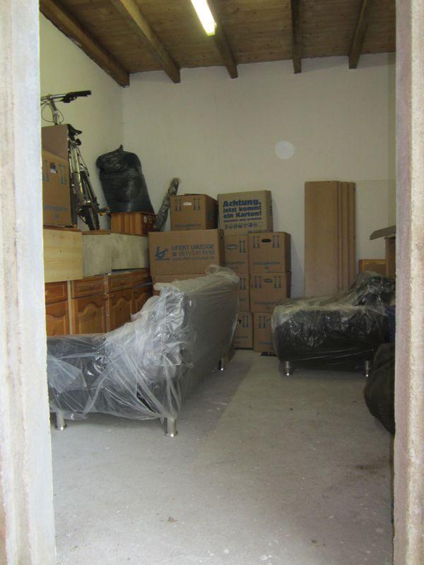 Möbellager & Selfstorage zwischen » Vermietung Garagen, Abstellplätze, Scheunen