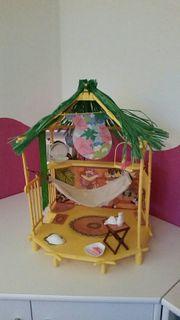 Barbie Strandpavillon 80er