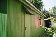 Gartenhaus Lagerhaus Baracke Vereinsheim Abriss