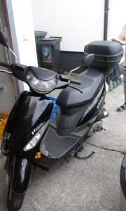 Moped Peugeot Cycles